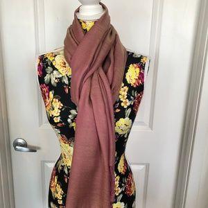Cashmere and Silk Shawl - 2 tones